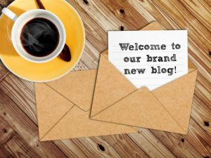 Welcome to our brand new blog!