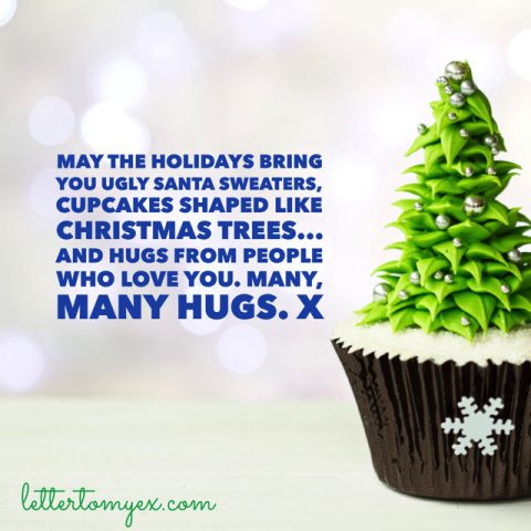Have a holiday hug