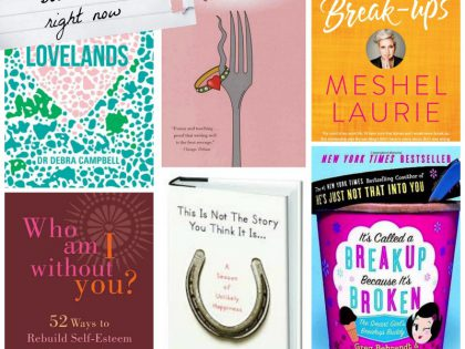 6 break-up books to read right now