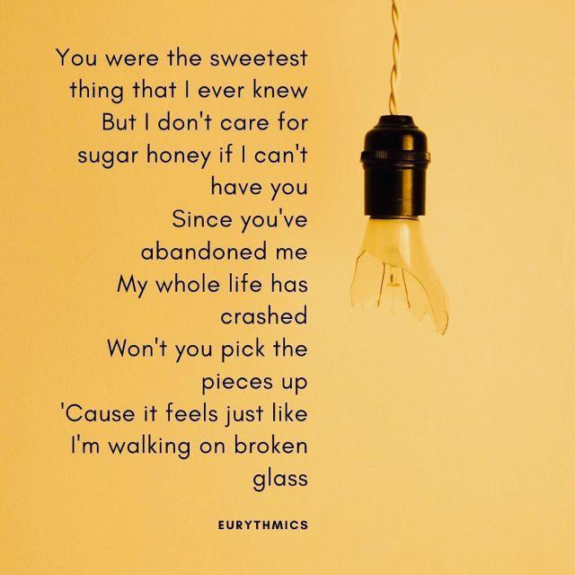 Letter sweet break up Sweet Letter